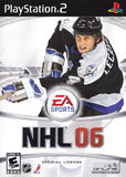 NHL 06 (PlayStation 2)